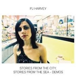 (LP) PJ Harvey - Stories From the City, Stories From the Sea (Demos)