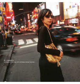 (LP) PJ Harvey - Stories From the City, Stories From the Sea