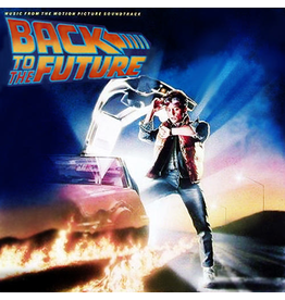 (LP) Soundtrack - Back To the Future (2021 Reissue)