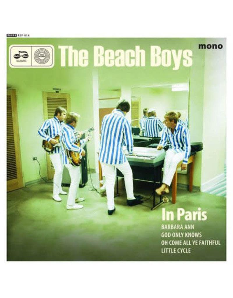 "(LP) Beach Boys - In Paris With Andy Williams (7"") RSD18"