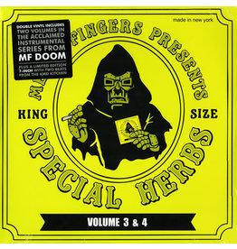 Nature Sounds (LP) MF Doom - Special Herbs, Vols.3 & 4 (2LP)