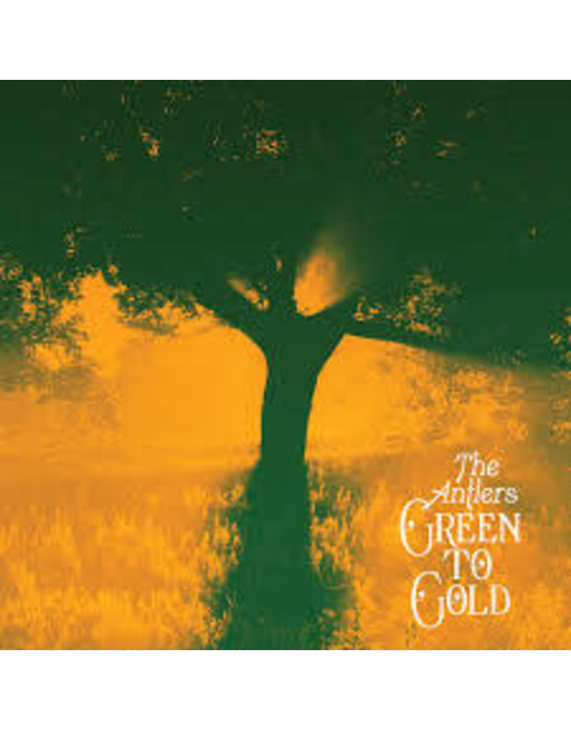 (CD) Antlers - Green To Gold
