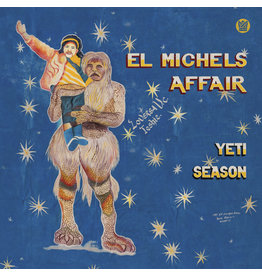 Big Crown (LP) El Michels Affair - Yeti Season (Clear Blue Vinyl)