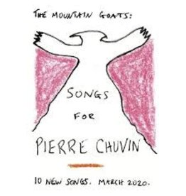 (LP) Mountain Goats - Songs For Pierre Chuvin (Indie/Coloured)