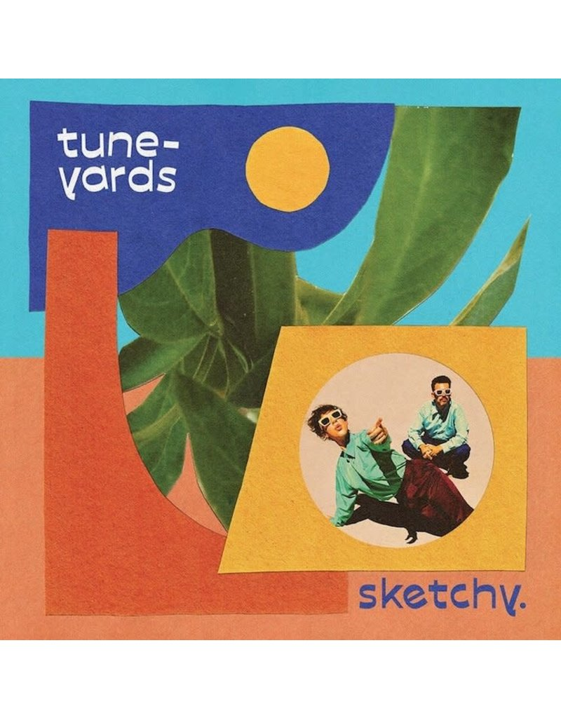 (CD) Tune-Yards - sketchy