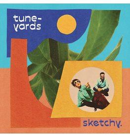 (LP) Tune-Yards - sketchy (Indie/Blue Vinyl)
