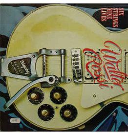 (Used LP) Walter Rossi - Six Strings Nine Lives