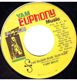 """(Used LP) Yami Bolo - The Glock War, Gun War (7"""")"""