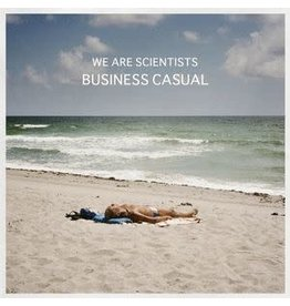 (Used LP) We Are Scientists - Business Casual 0125