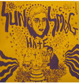 (Used LP) Various – Sun, Smog And Hate