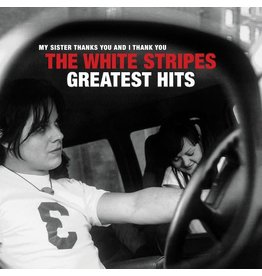 (LP) White Stripes - Greatest Hits (2LP)