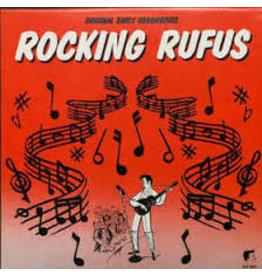 (Used LP) Various – Rocking Rufus 568