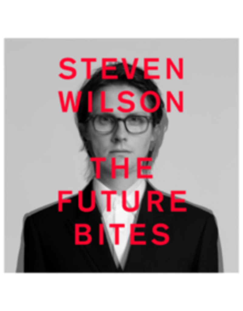 (CD) Steven Wilson - The Future Bites