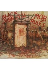 (CD) Black Sabbath - Mob Rules (Deluxe Edition)