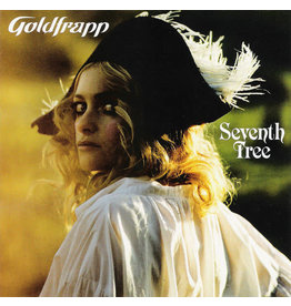 (LP) Goldfrapp - Seventh Tree (Limited Edition, Yellow Vinyl)