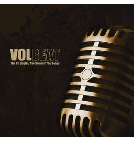 (LP) Volbeat - The Strength / The Sound / The Songs (Glow In The Dark Vinyl)