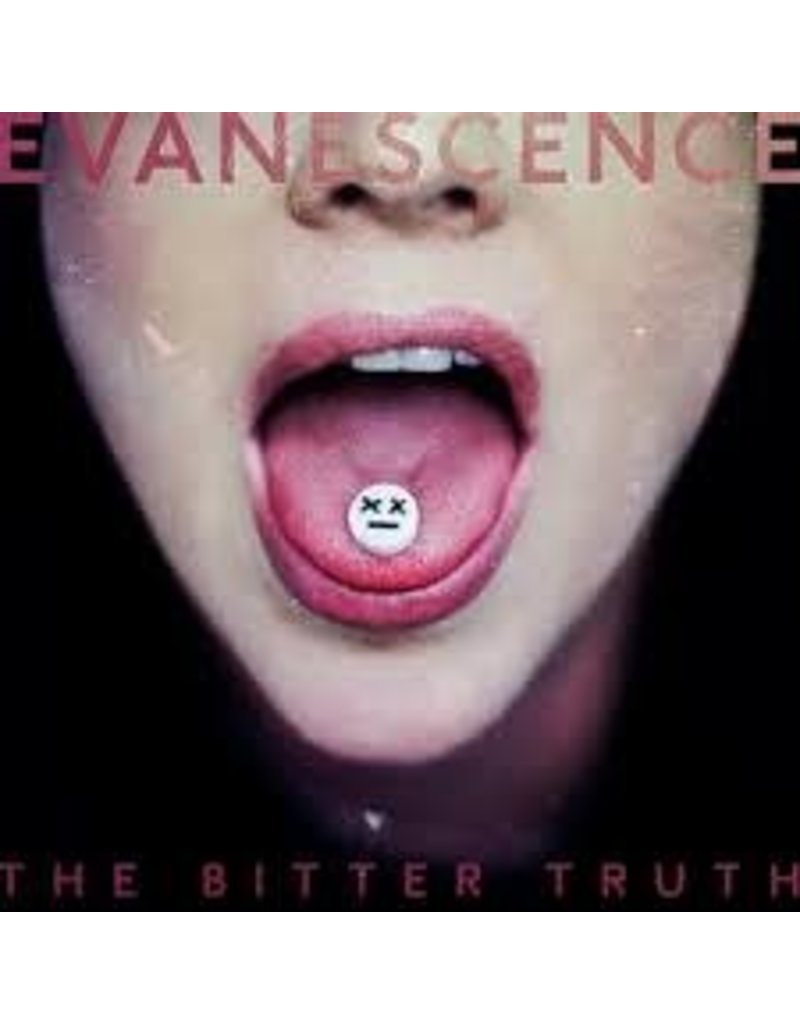 (CD) Evanescence - The Bitter Truth