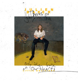 (LP) Julien Baker - Little Oblivions (golden yellow ltd.)
