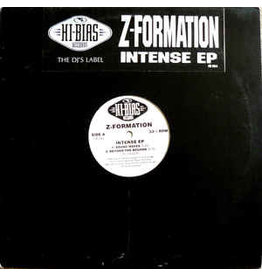 (Used LP) Z-Formation - Intense EP 568