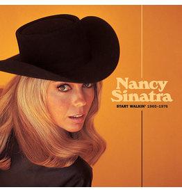 (LP)  Nancy Sinatra -Start Walkin' 1965-1976 (indie exclusive-2LP coloured vinyl)
