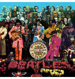 Apple (LP) Beatles - Sgt. Pepper's Lonely Hearts Club Band (2017 Sgt. Pepper Stereo mix)