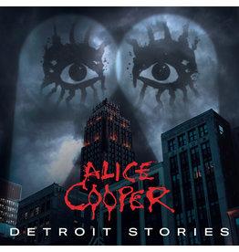 (CD) Alice Cooper - Detroit Stories (CD/DVD)