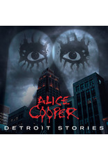(CD) Alice Cooper - Detroit Stories (CD, Blu-ray, T-shirt (XL), face mask, torch light and 3 stickers)