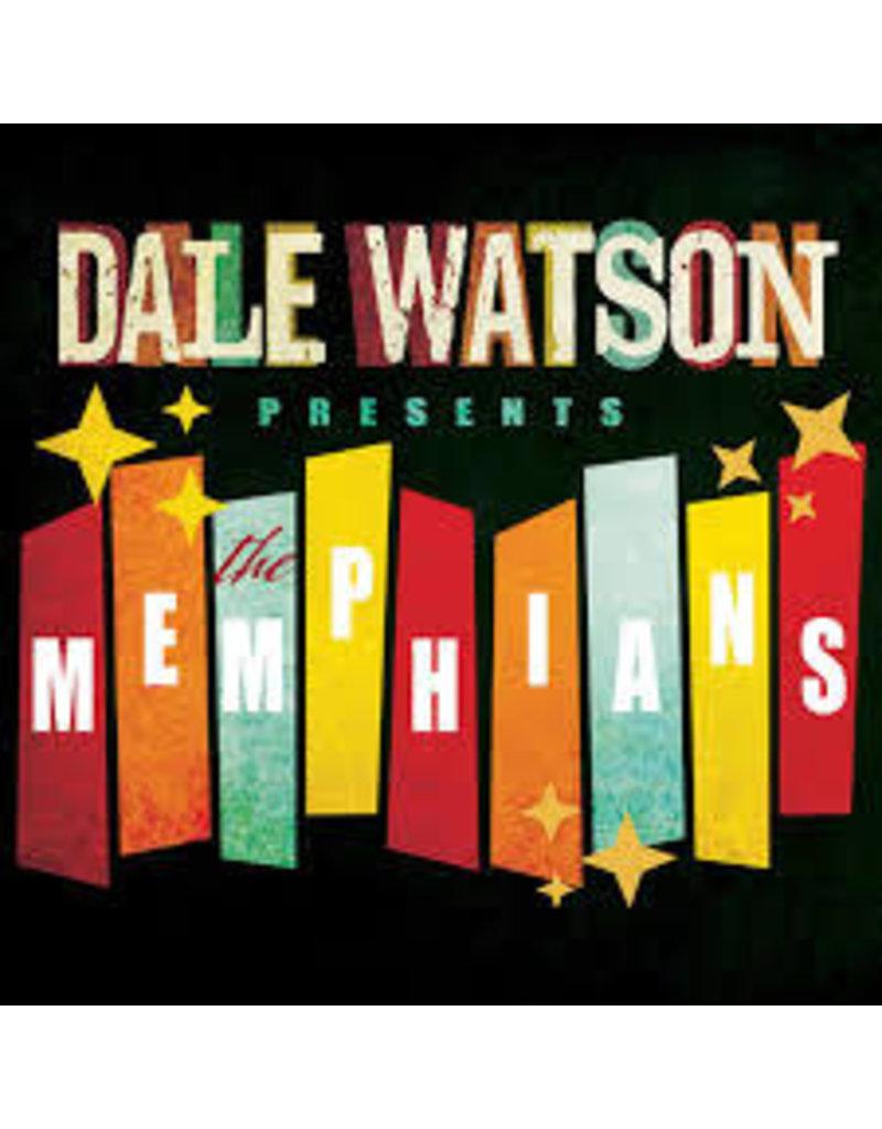 (CD) Dale Watson - Presents: the Memphians