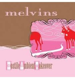 (LP) Melvins - Hostile Ambient Takeover (2021 Reissue)