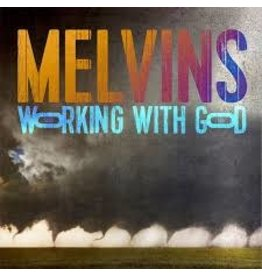 (LP) Melvins - Working With God