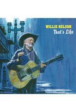 Legacy (CD) Willie Nelson - That's Life (Sinatra # 2)