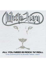 (CD) White Lion - All You Need Is Rock 'N' Roll (5CD): The Complete Albums 1985-1991