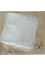 """12"""" Poly Outer Sleeves  - Pack of 50"""