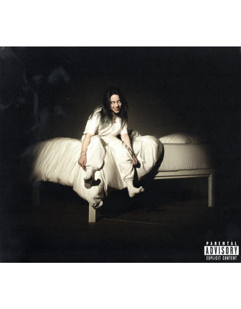 (CD) Billie Eilish - When We All Fall Asleep...(DLX 3 extra tracks)