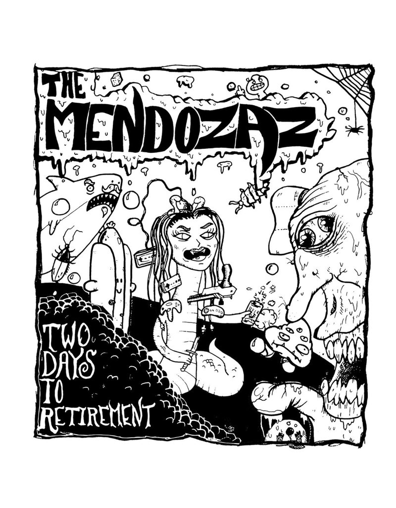 (CD) Mendozaz - Two Days To Retirement