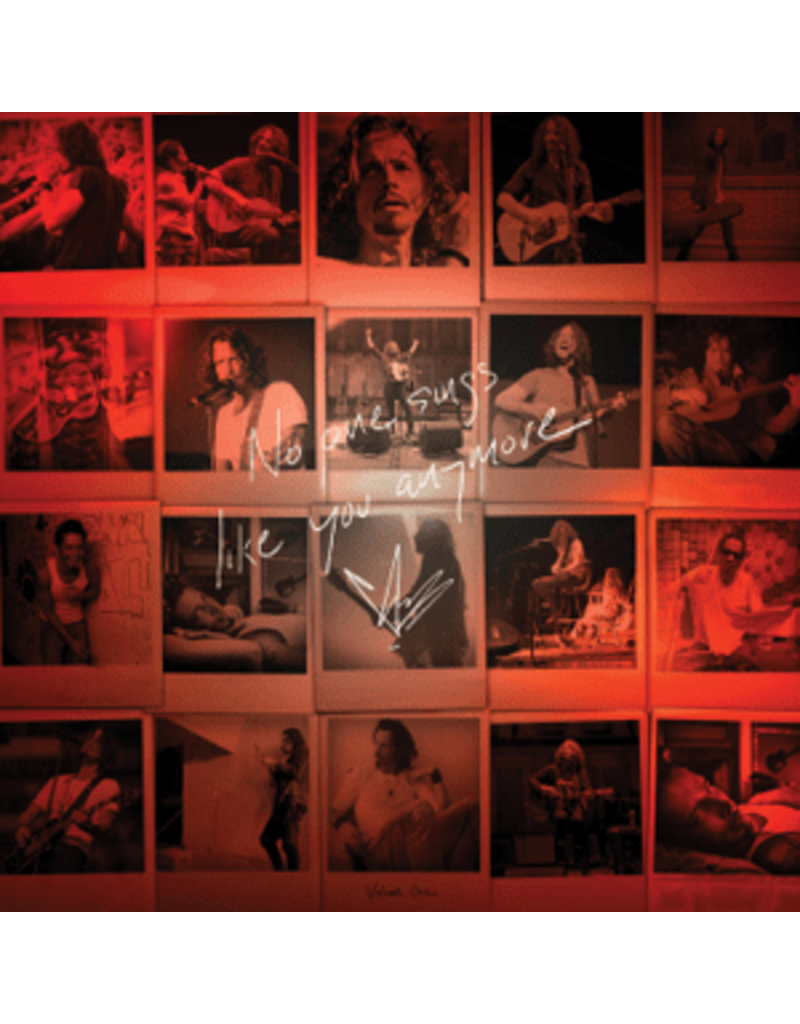 (LP) Chris Cornell - No One Sings Like You Anymore (Volume One)