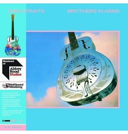 (LP) Dire Straits - Brothers In Arms (2LP/Abbey Road half speed master)
