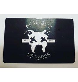 Gift Card Dead Dog Gift Card $50