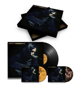 (LP) Neil Young - Young Shakespeare (DELUXE/2021 (1 LP/ 1 CD / 1 DVD Reissue)