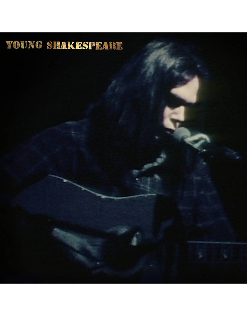 (CD) Neil Young - Young Shakespeare (2021 Reissue)