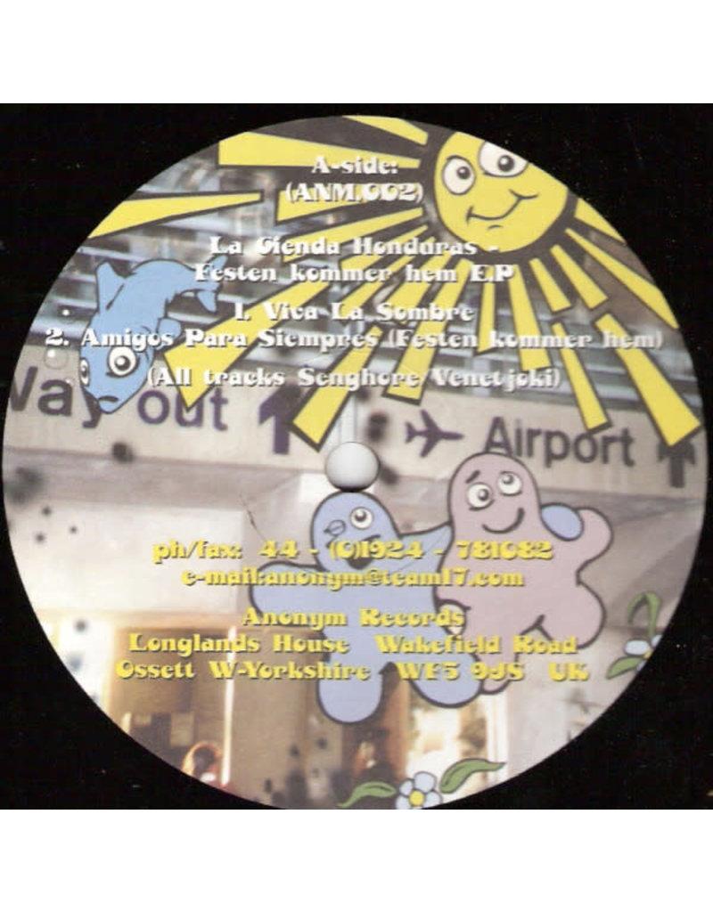 (Used LP) La Cienda Honduras- Festen Kommer Hem EP (568)