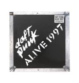 (LP) Daft Punk - Alive 1997 (2LP)