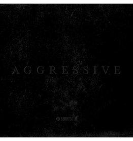 (Used LP) Beartooth – Aggressive (Clear w/ Black Swirl)