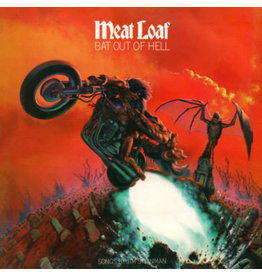 (Used LP) Meat Loaf – Bat Out Of Hell