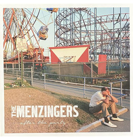 (Used LP) The Menzingers – After The Party (Black)
