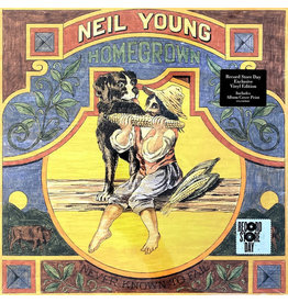 (Used LP) Neil Young – Homegrown (Record Store Day Exclusive)