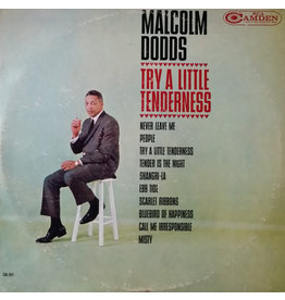 (Used LP) Malcolm Dodds- Try A Little Tenderness (568)