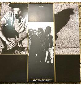 "(Used LP) U2 – The Joshua Tree Singles: Remastered & Live (4 x 10"") *SEALED COPY*"