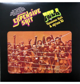 (Used LP) Fela Ransome Kuti & Africa 70 – Expensive Shit