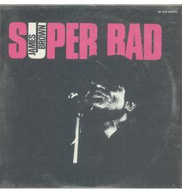 (Used LP) James Brown – Super Bad (2012 Reissue)